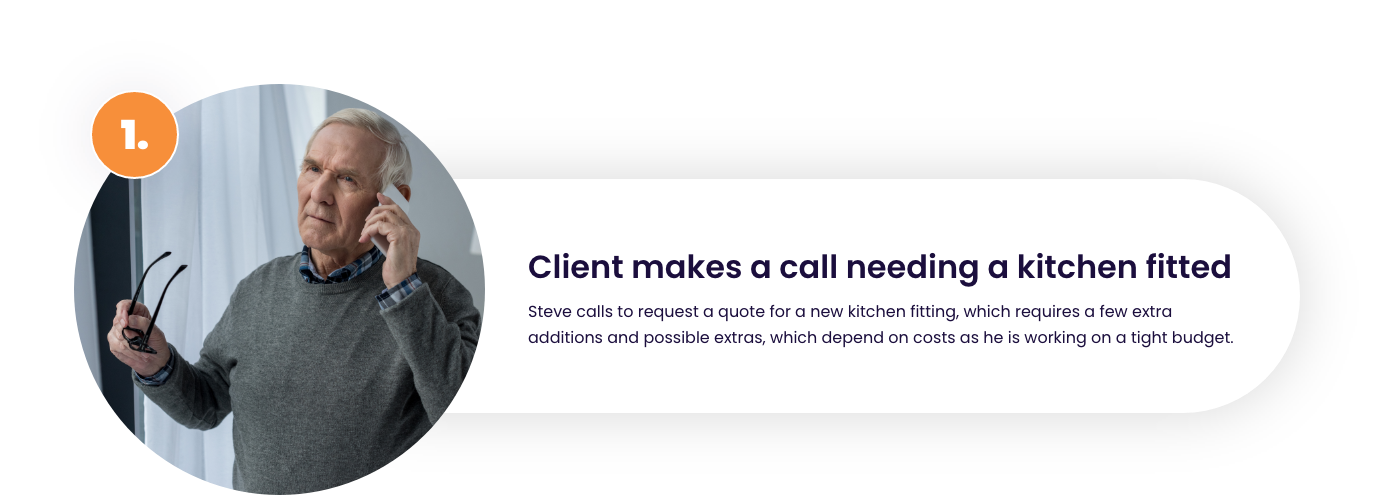 Client calls
